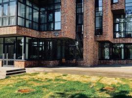 LofT Hotel, hotel in Nizhny Novgorod