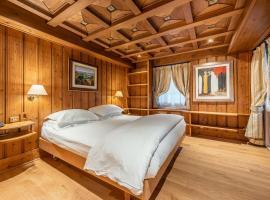 Parc Hotel Victoria, hotel em Cortina d'Ampezzo