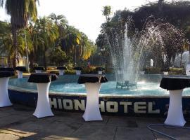GHION HOTEL, מלון באדיס אבבה