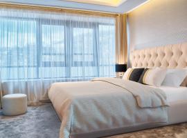 Tsarevets Design & SPA, hotel in Veliko Tŭrnovo
