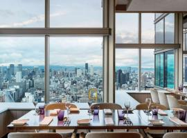 Swissotel Nankai Osaka, hotel near Shinsengumi Osaka Tonsho Monument, Osaka