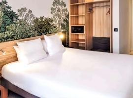 Novotel Suites Montpellier Antigone, accessible hotel in Montpellier