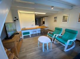 Barkas 23, pet-friendly hotel in Nieuwpoort