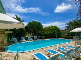 Pousada o Caribe de Maragogi, hotel with pools in Maragogi