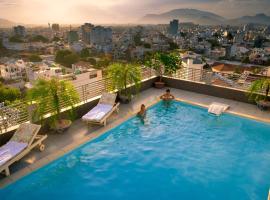 The Summer Hotel, hotel near 2/4 Square, Nha Trang