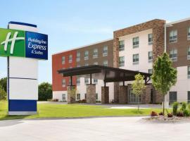 Holiday Inn Express & Suites - Green River, an IHG Hotel, hotel v destinaci Green River