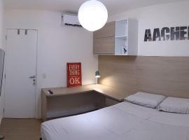 VG Fun Residence Praia do Futuro, apart-hotel em Fortaleza