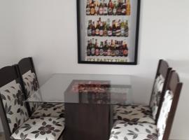 Apartamento Orquídea, apartment in Campos dos Goytacazes