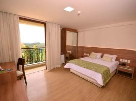 Vista Pedra Azul Flat, hotel 5 estrellas en Domingos Martins