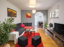 Urban Premium Apartments, luxury hotel in Poreč