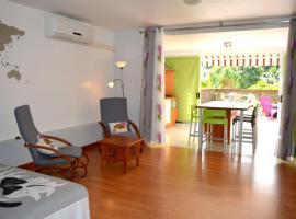 TAHITI - 7 pers Appartement-Punaauia, apartamento em Punaauia