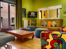 Itaca Hostel, albergue en Barcelona