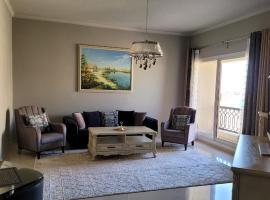Full Sea View 1 Bedroom Apartment Kahraman 418, apartment in Ras al Khaimah