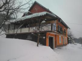 Apartman Štimac, family hotel in Crni Lug