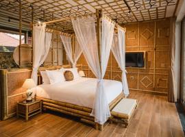 닌빈에 위치한 호텔 Memorina NinhBinh Farmstay