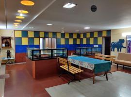 Bedspace Living, capsule hotel in Udupi