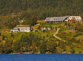 Hikers' Camp, hotell i nærheten av Prekestolen på Jørpeland
