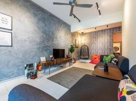 Conceptual Homestay 3BR 9PAX @Pandan Perdan, villa in Kuala Lumpur