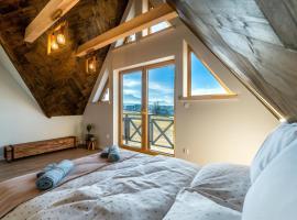 DOMEK W UBOCY, cabin in Murzasichle
