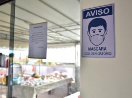 Pousada Flor De Brasília, hotel near Square of the Three Powers, Brasilia