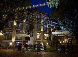 Shambaling Boutique Hotel, отель в Катманду