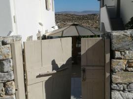 Speires, hotel near Agiassos Beach, Irakleia
