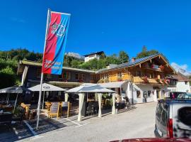 Pension Gasthof Wimbachklamm, Pension in Ramsau bei Berchtesgaden