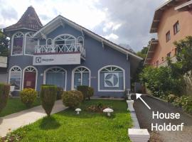 House Holdorf, self catering accommodation in Gramado