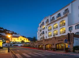 Hotel Villa Frigiliana, hotell nära Punta Lara, Frigiliana