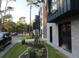 Nowe kameralne Apartamenty Graniczna2G Niechorze - sosnowy las i bardzo blisko plaży, apartment in Niechorze