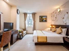 Hoàng Ngân Hotel and Suites - City Centre, hotel in Ho Chi Minh City