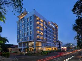 Swiss-Belinn Gajah Mada Medan, hotel di Medan