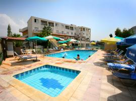 Petsas Apartments, hotel in Coral Bay