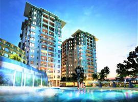 Merveille Travel Suite - BL Water Theme Park Resort, resort in Melaka