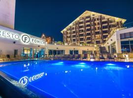 F&B Spa Resort (ex. Fomich Hotel), отель в Буковеле