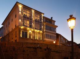 Hotel do Porto, hotel en Muros