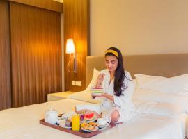 Hyatt Regency Delhi, hotel en Nueva Delhi