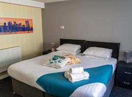 Lymedale Suites Aparthotel in Stoke on Trent & Staffordshire, hotel near Alton Towers, Newcastle under Lyme