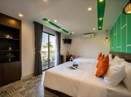 AnNam68, хотел в Хой Ан