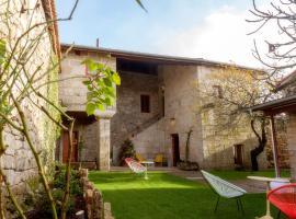 CASA RECTORAL DE SAN EUSEBIO, hotel in Ourense