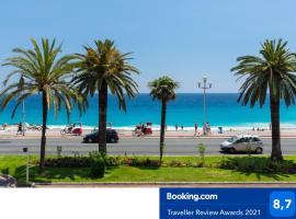 Seaflat in Nice, hotel in Nice