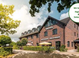 Hotel Ohlenhoff, hotel near Hamburg Airport - HAM, Norderstedt