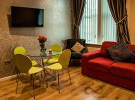 Key Worker Contractor Apartments Liverpool L1 -V3, budget hotel in Liverpool