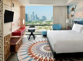 Hotel Indigo Dubai Downtown, an IHG Hotel, hotel near Ras Al Khor Wildlife Sanctuary, Dubai