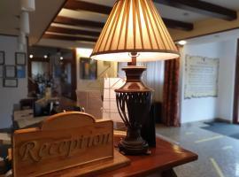 Floarea Soarelui, hotel in Braşov