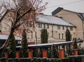 Готельно-ресторанний комплекс Гетьман, hotell sihtkohas Chortkiv