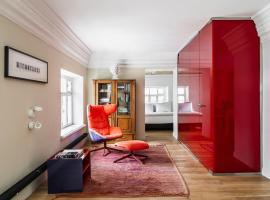 Richter Hotel - Design Hotels, hotel in Moscow