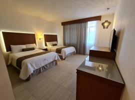 Hotel Marlon, hotel in Chetumal