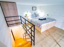Второй ярус, self catering accommodation in Mytishchi