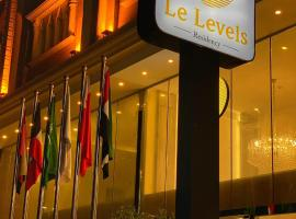 Le Levels للوحدات السكنية, hotel perto de Al Khobar Lakes, Dammam